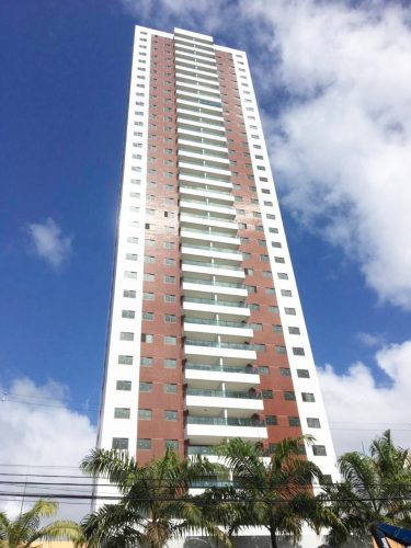 Incorporadora Ferreira Pinto - Edf Ocean Tower - RecifePE